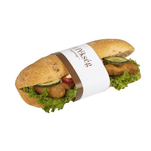 Rántott húsos szendvics