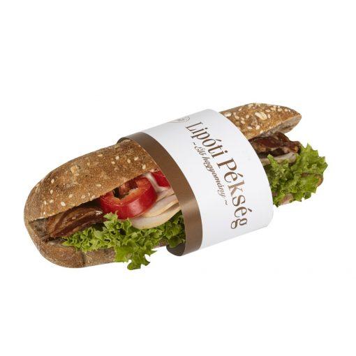 Sonkás baconos szendvics