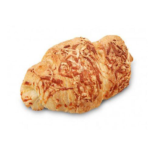 Füstölt sajtos croissant