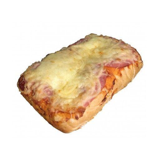 Pizza párna sonkával