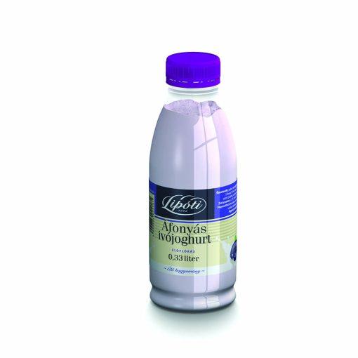 Ivójoghurt áfonyás 0,33l