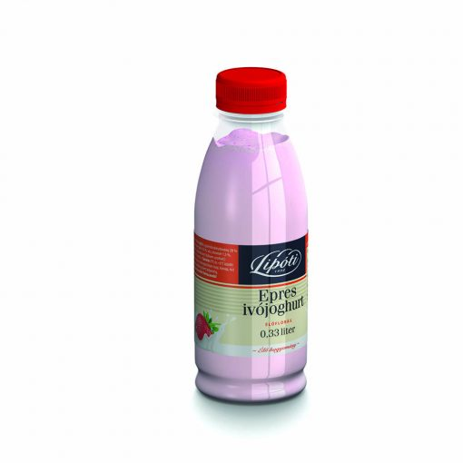 Ivójoghurt epres  0,33l