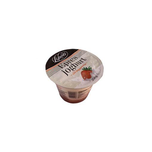 Joghurt eper 250g