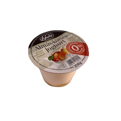 Joghurt alm.kört. 250g