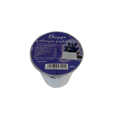 Gyümölcs joghurt áfonyás 0,5l