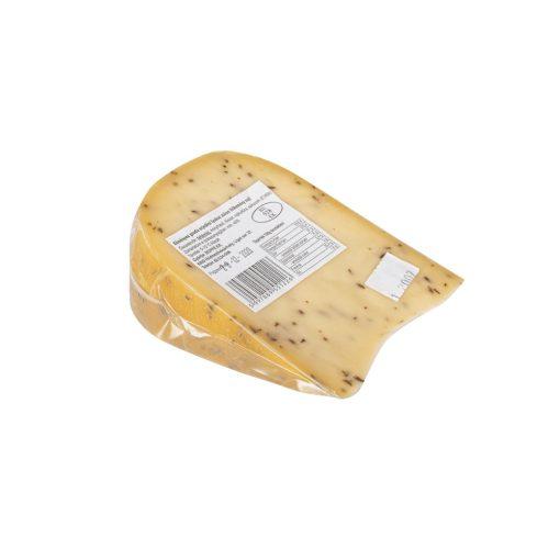 Ízesített sajt köményes (kb. 0,2kg/db)