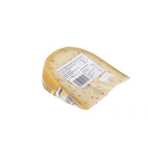 Ízesített sajt oregano-bazsalikomos (kb. 0,2kg/db)