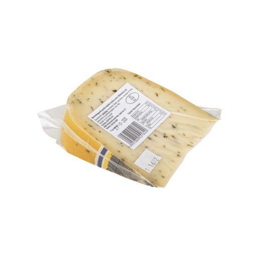 Ízesített sajt medvehagymás (kb. 0,2kg/db)