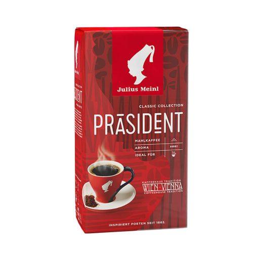President őrölt kávé 500g