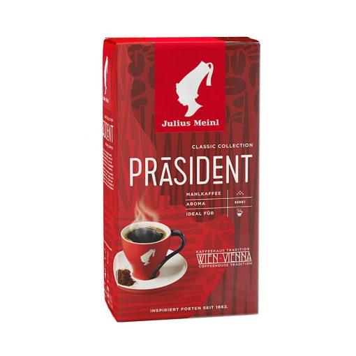 President őrölt kávé 250g