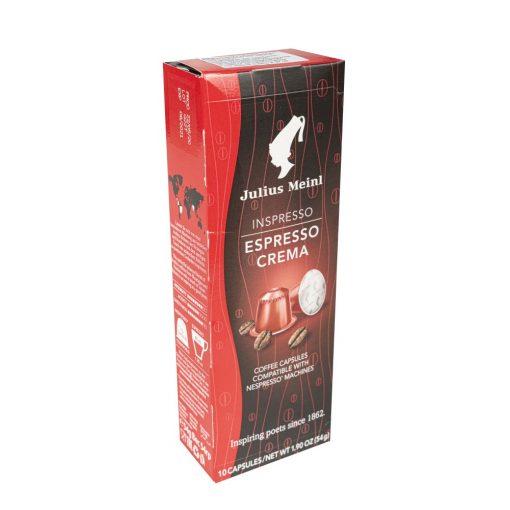 Julius Menil espresso crema kapszulás kávé